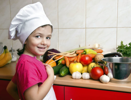 IS VEGETARIANISM RIGHT FOR KIDS?